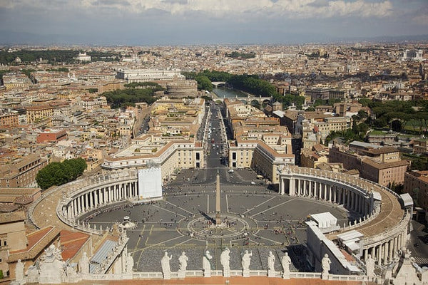 Vatican City Drone Laws