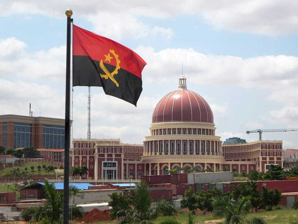 Angola Drone Laws