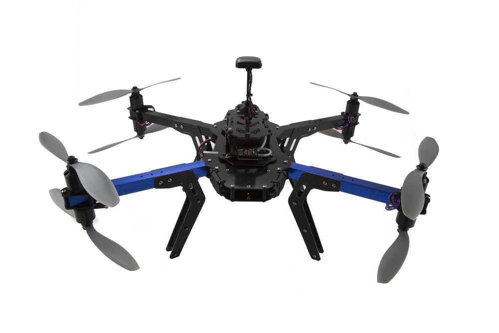 3D Robotics X8+ - UAV Systems International