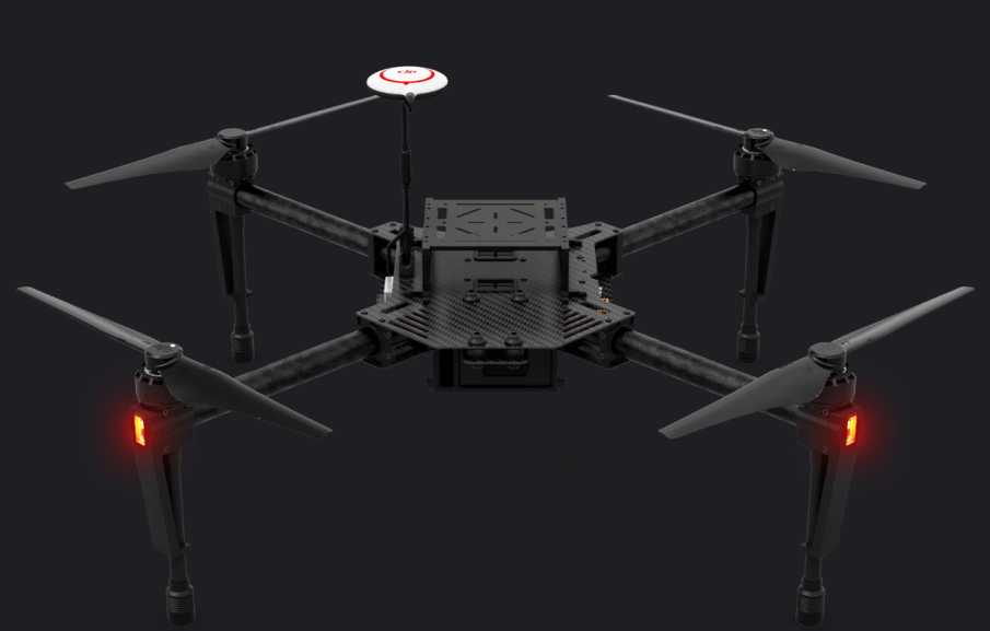 DJI Matrice 600: Professional Performance - UAV Systems International