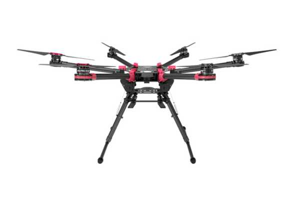 DJI S900 Frame Hexacopter - UAV Systems International