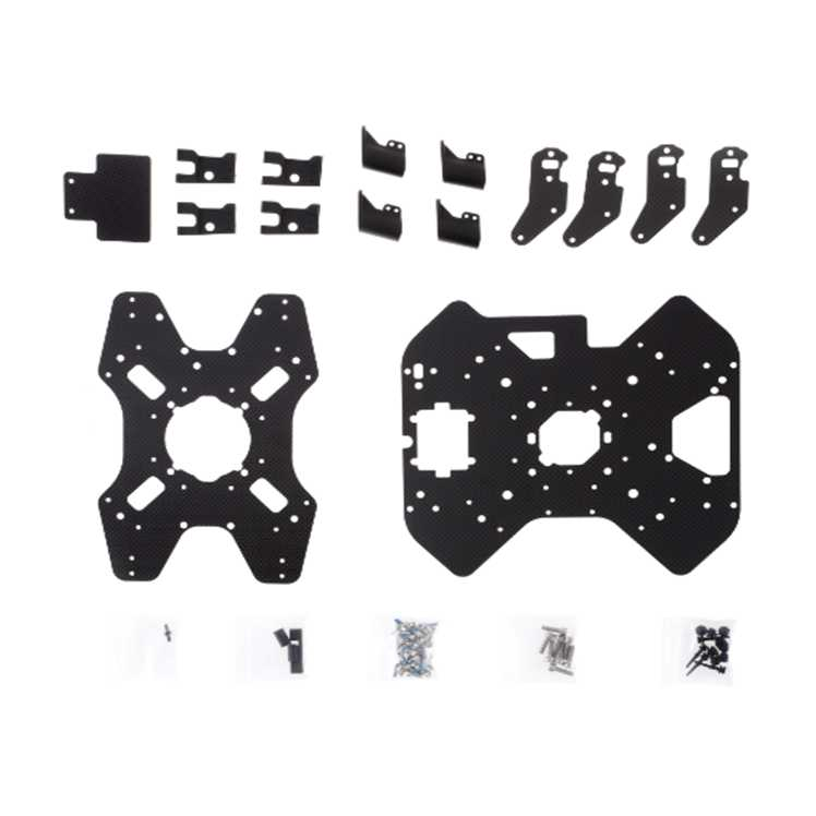 DJI Agras MG-1 Central Carbon Board Kit - UAV Systems International