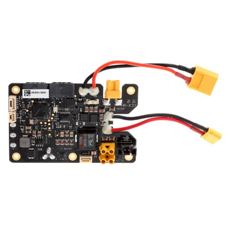 DJI Agras MG-1 Water Pump Controller Board (Buckle excluded)