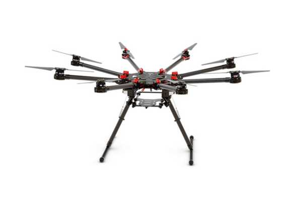 DJI S1000 Frame Hexacopter - UAV Systems International