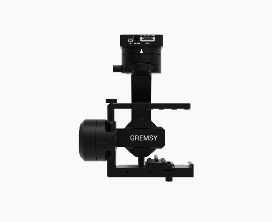 Gremsy S1 Gimbal - UAV Systems International