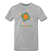 Load image into Gallery viewer, Men's Premium T-Shirt - This Is Our Prayer - heather gray