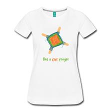 Load image into Gallery viewer, Women's Premium T-Shirt - This Is Our Prayer - white