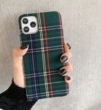 Plaid Iphone Cases