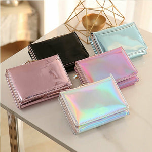 Holographic Wallets