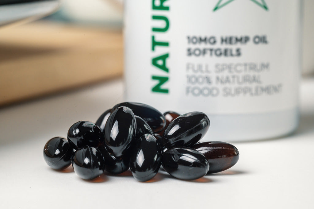 What should I look for when buying CBD oil capsules?