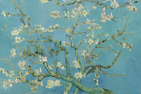 Vicent Van Gogh Almond Blossom 1000 Pieces Jigsaw Puzzles
