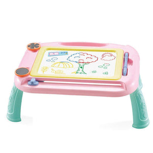 Detachable Writing Mini Magna Doodle Board Pad Toys Kids Magnetic Drawing Board
