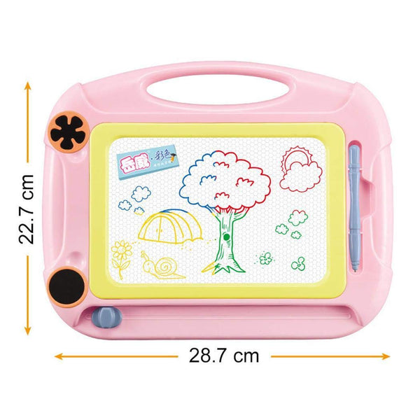 Detachable Erasable Writing Mini Magna Doodle Board Pad Toys Kids Magnetic Drawing Board