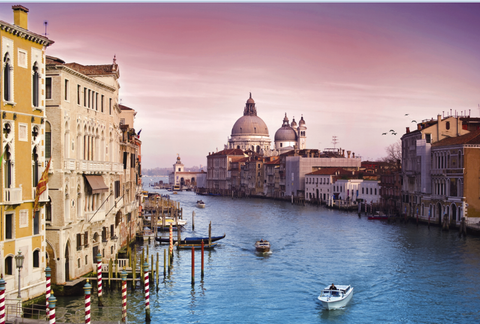 Beautiful Country Scenic Venice City 1000 Pieces Jigsaw Puzzles