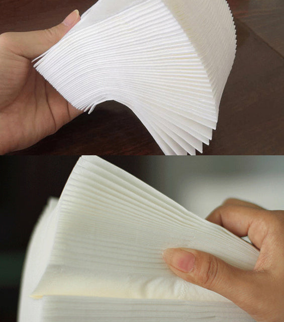Disposable Multi Fold Hand Paper Towels Hand Napkins Guest Towels