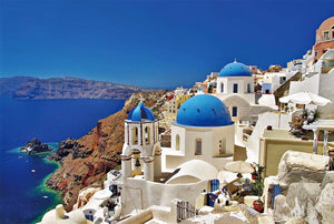 Greece Country Beach Island 1000 Pieces Jigsaw Puzzles