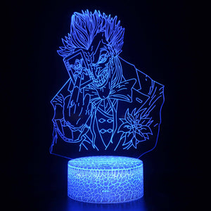 DC Comics Joker 3D Night Light