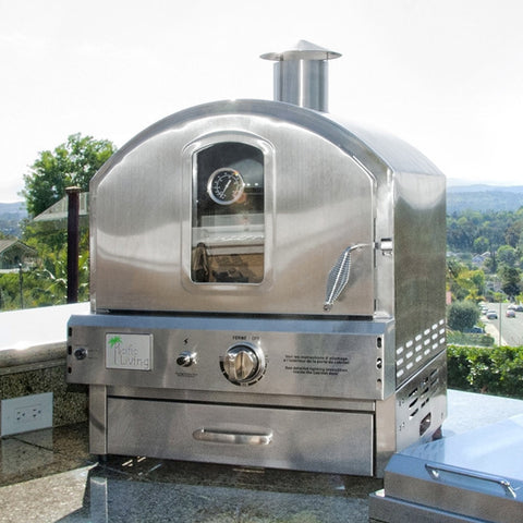 Pacific Living 304 Stainless Steel Oven