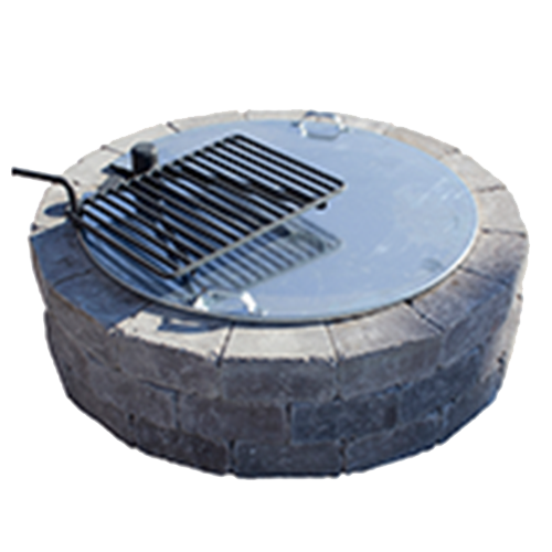 Necessories Fire Ring Cover (Round Fire Ring) - ForteFinds