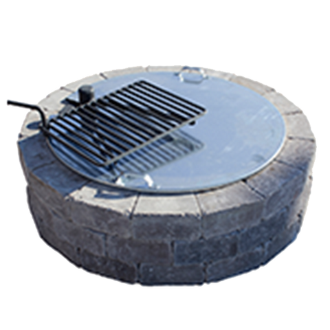 Necessories Fire Ring Cover (Round Fire Ring)