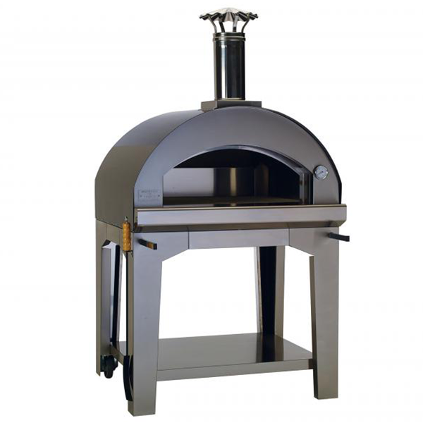 Bull Pizza Oven W/Cart Extra Large - ForteFinds