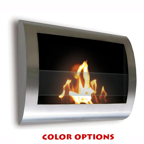 Anywhere Fireplace Indoor Wall Mount - Chelsea - ForteFinds