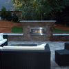 Rockwood (Gasburning Only) Contemporary Fireplace - ForteFinds