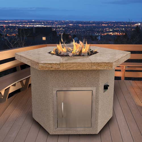 Cal Flame Firepits FPT-H402 - ForteFinds