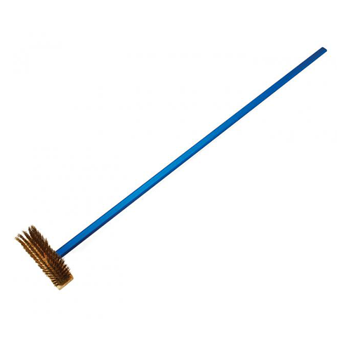 Pro Brass Bristle Brush