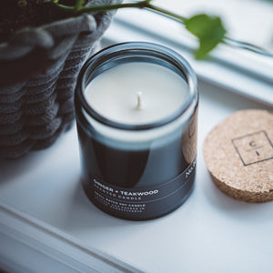 Ginger + Teakwood - Summer Nights Candle