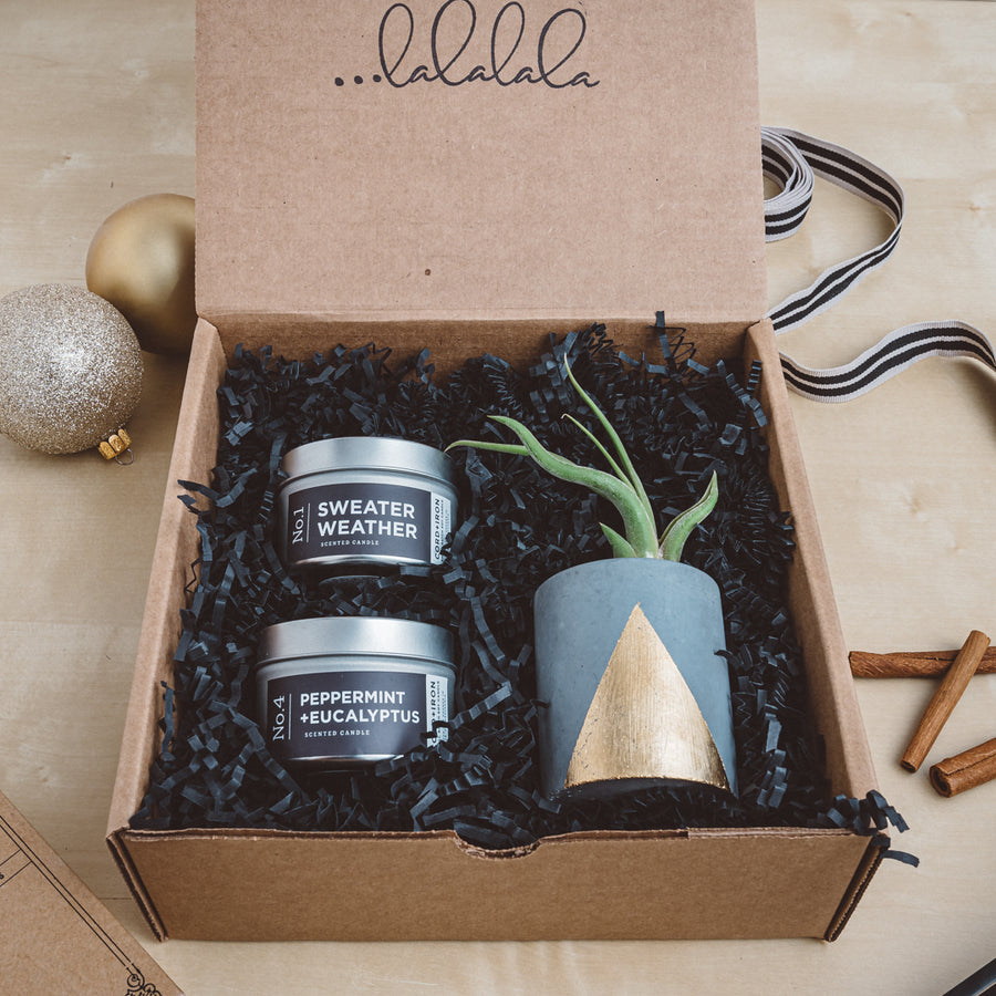 Small Vessel Gift  Box
