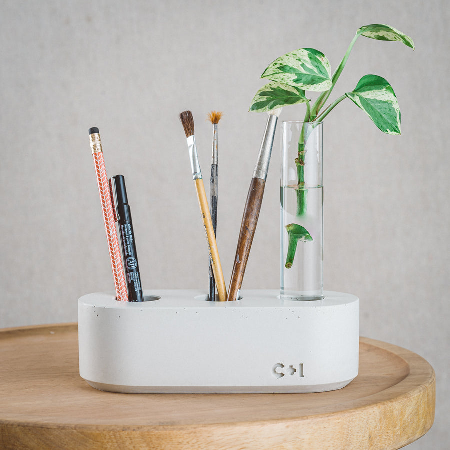 Classic Triple Propagation Station - White