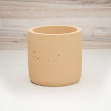 Load image into Gallery viewer, Large Cylinder Vessel - Pumpkin Spice