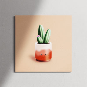 Little Rust Vessel Canvas Print