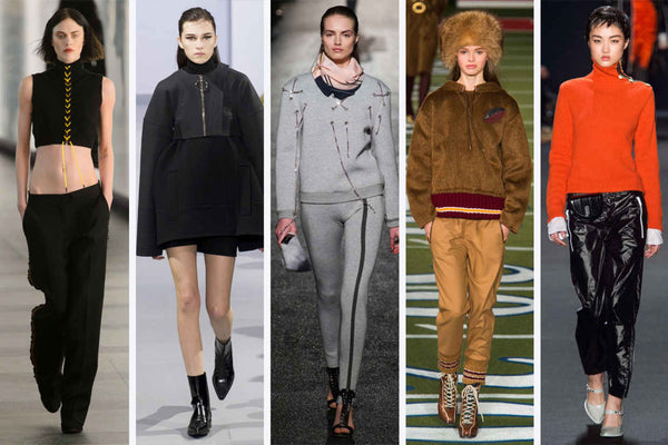 Preen, Paco Rabanne, Alexis Mabille, Tommy Hilfiger and Rag & Bone.