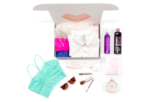 Women's Monthly Fashion subscription box