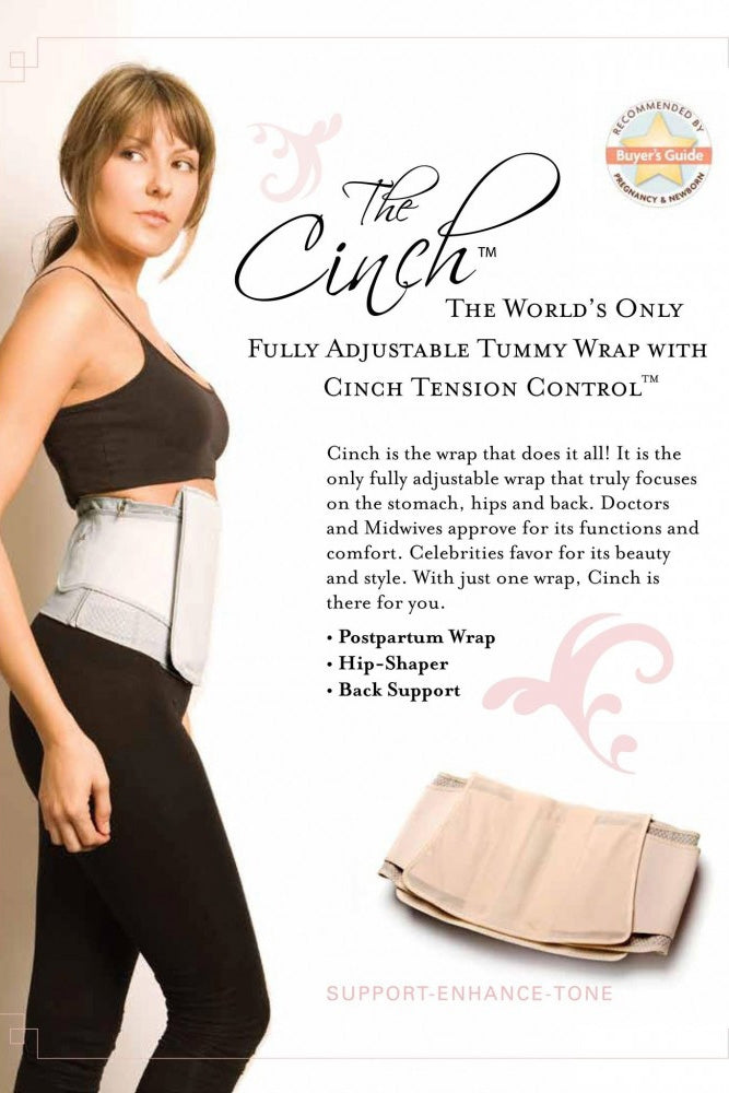 Cinch Tummy Wrap