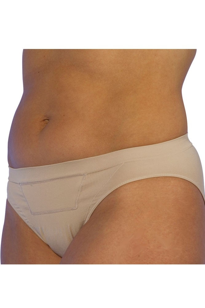 C-Panty Classic Incision Care Post Cesarean Panty (2 Colours)