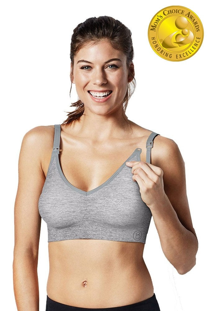 Bravado Designs Body Silk Seamless Yoga Nursing Bra