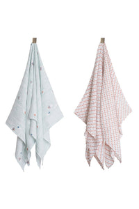 Bebe Au Lait Muslin Swaddles - Sold Out
