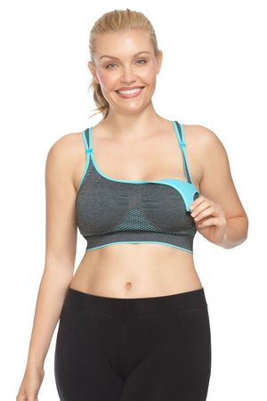 La Leche League Pullover Sports Nursing Bra