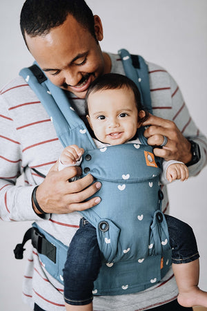 New! Baby Tula Explore Carrier Playdate