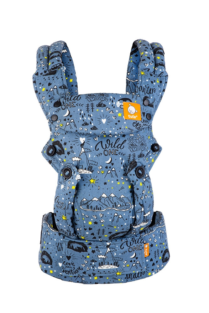 Baby Tula Explore Carrier Wander