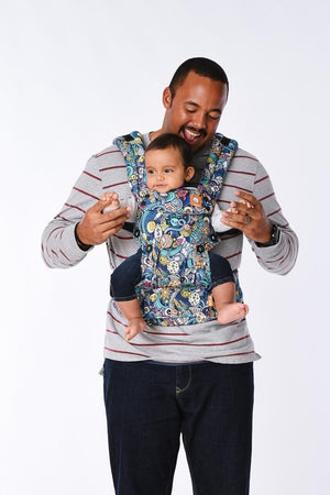 Baby Tula Explore Carrier Space Rider