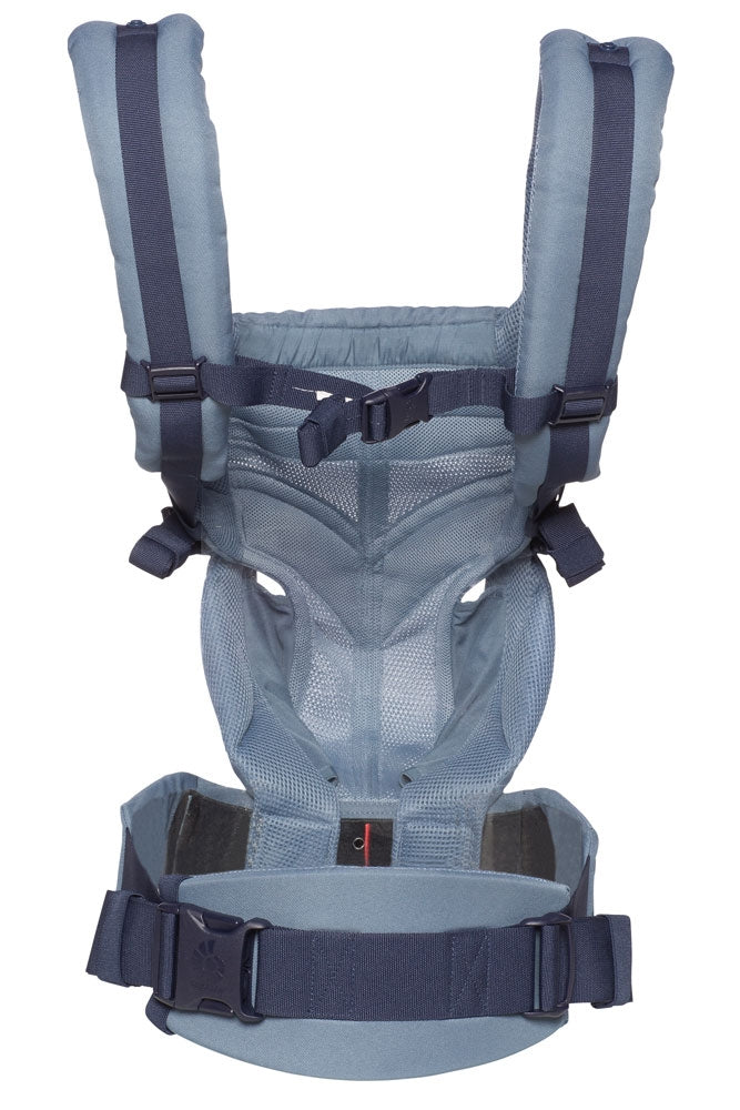 Ergobaby Omni 360 Cool Air Mesh Carrier Oxford Blue
