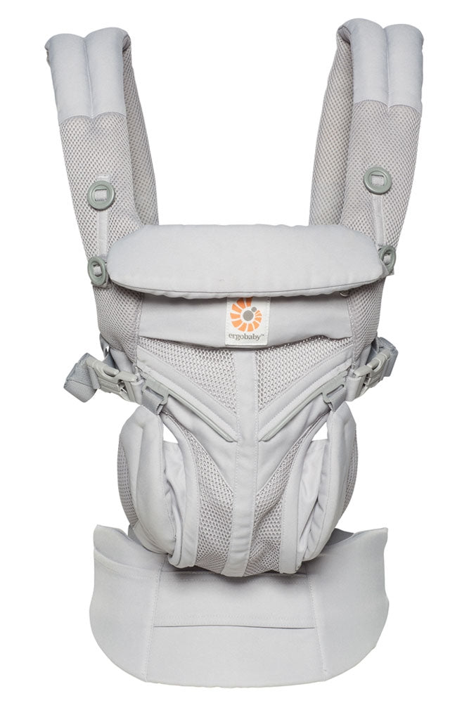 Ergobaby Omni 360 Cool Air Mesh Carrier Pearl Grey
