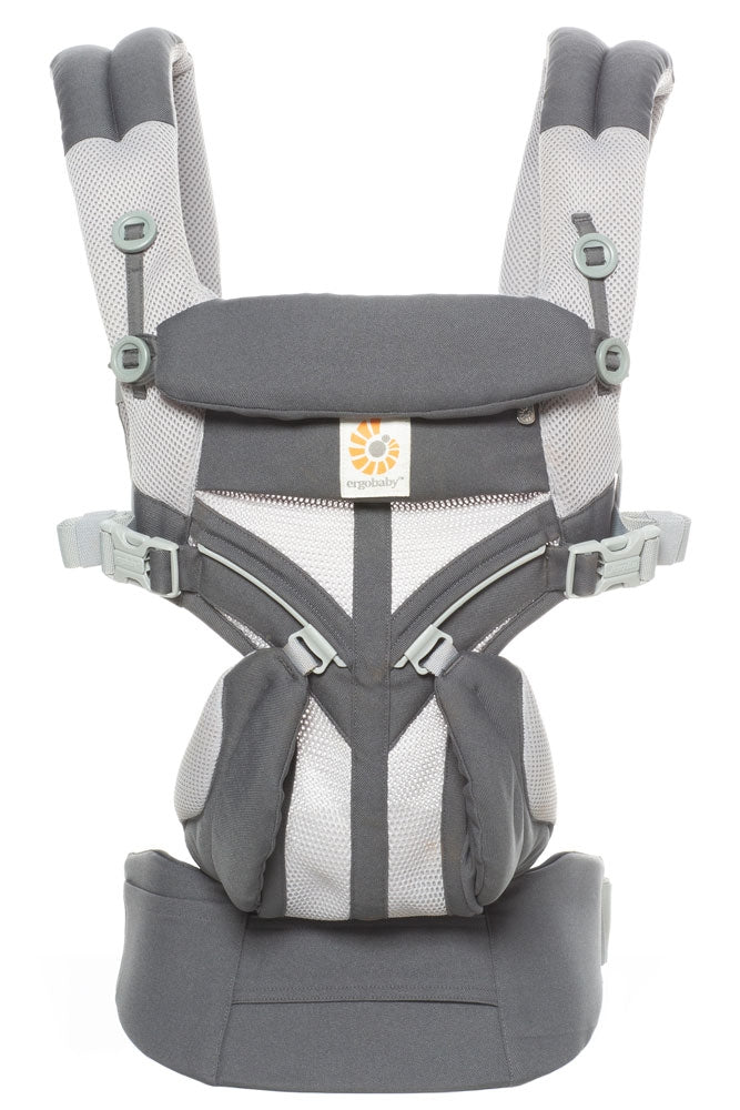 Ergobaby Omni 360 Cool Air Mesh Carrier Carbon