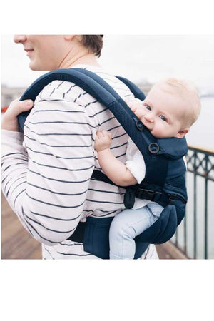 Ergobaby Omni 360 Cool Air Mesh Carrier Midnight Blue