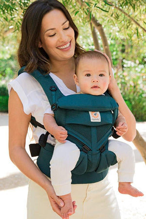 Ergobaby Omni 360 Cool Air Mesh Carrier Evergreen