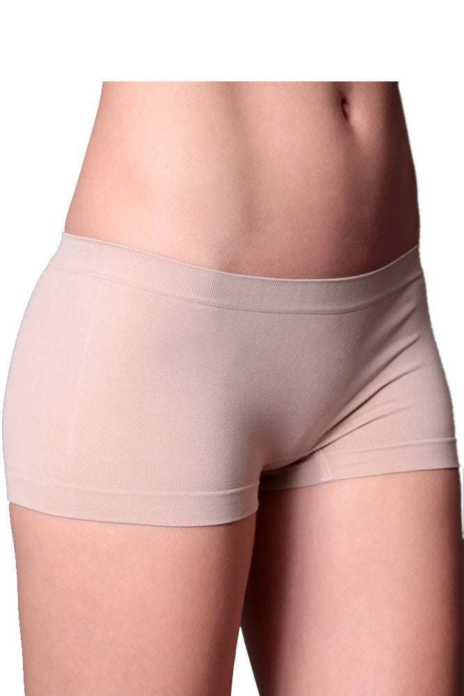 One Size Seamless Boy Short